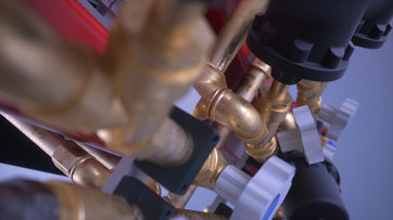 EMA Indutec fixture hardening pipes