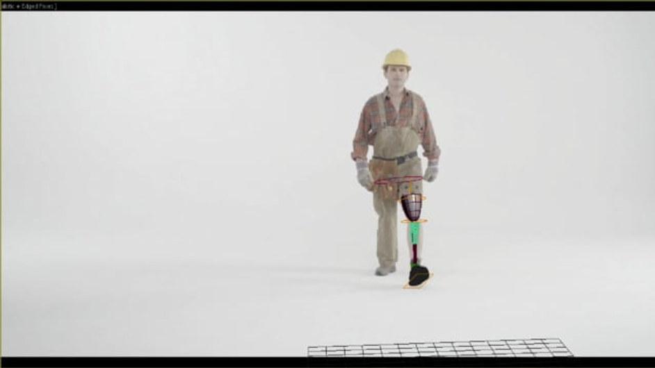 Issa Leg replacement