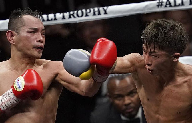 Inoue vs Donaire Toru Hanai Getty Images