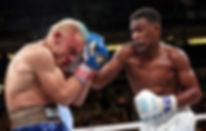Jacobs vs Chavez ED MULHOLLAND MATCHROOM