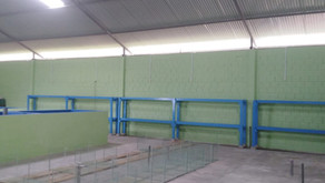 Fish Breeding Room and Wet Lab