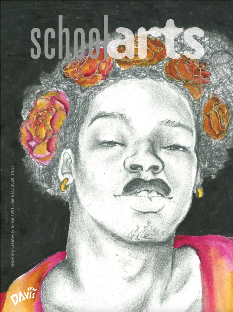 School Arts Magazine January 2020