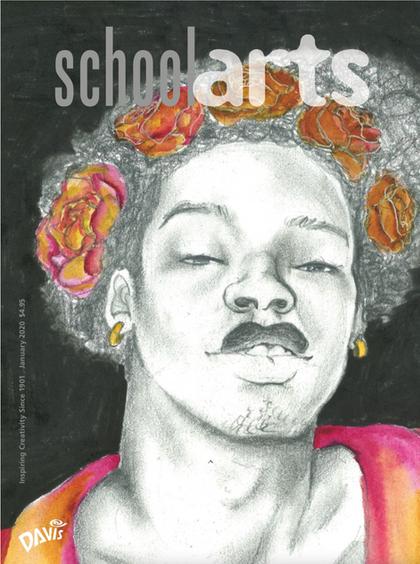 School Arts Magazine January 2020