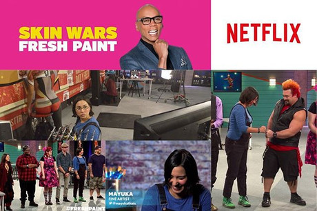 Skin Wars: Fresh Paint 2016