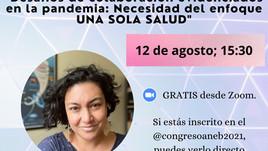 Con la participación de SOCHIGEN se dará el vamos al Congreso ANEB 2021