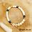 Thumbnail: Bracelet Amour (perles de polymère)