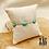 Thumbnail: Bracelet Alice (acier chirurgical plaqué or & pierre fine)
