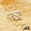 Thumbnail: Bague Knot (argent)