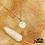 Thumbnail: Collier Agatha (plaqué or)