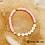 Thumbnail: Bracelet I Love U (perles de polymère)