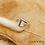 Thumbnail: Bague Mathilde (argent massif)