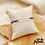 Thumbnail: Bracelet cordon personnalisable Barre (argent)