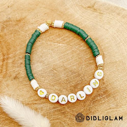 Bracelet Darling (perles de polymère)