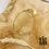 Thumbnail: Bracelet Doppio Stelle ( acier chirurgical plaqué or)