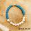Thumbnail: Bracelet Together (perles de polymère)