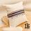 Thumbnail: Bracelet Délia (acier chirurgical plaqué or gris & pierre fine)
