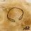 Thumbnail: Bracelet Epicycle cordon personnalisable grand modèle (argent)