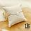 Thumbnail: Bracelet Boon (acier chirurgical plaqué or gris)