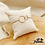 Thumbnail: Bracelet Toi & Moi (plaqué or)
