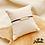 Thumbnail: Bracelet cordon personnalisable Mini Barre (plaqué or)