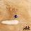 Thumbnail: Collier Amaryliss (argent & pierre fine)