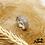 Thumbnail: Bague Gabrielle (argent & oxydes de zirconium)