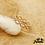 Thumbnail: Bague Anaée (plaqué or)