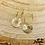 Thumbnail: Boucles d'oreilles Léana (plaqué or)