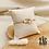 Thumbnail: Bracelet Anaïs (acier chirurgical plaqué or & pierres fines)