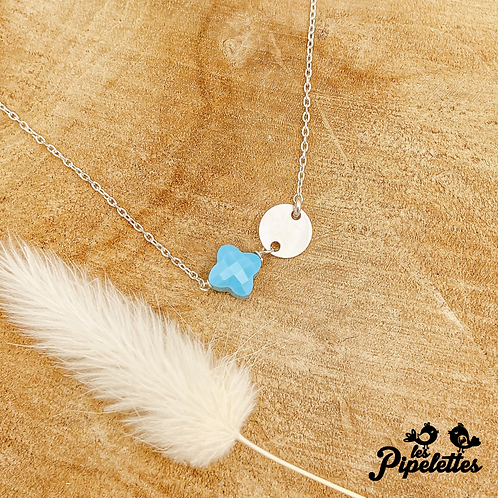 Collier Lucky (argent)