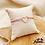 Thumbnail: Bracelet cordon personnalisable Coeur (plaqué or)