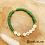 Thumbnail: Bracelet Je t'aime (perles de polymère)