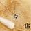 Thumbnail: Collier Boon de couleurs (acier chirurgical plaqué or)