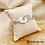 Thumbnail: Bracelet Cuffy (métal argenté)