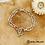 Thumbnail: Bracelet Bibi (métal argenté)