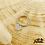 Thumbnail: Bague Jade élastique (argent)