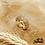Thumbnail: Bague Gabrielle (plaqué or & oxydes de zirconium)