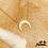 Thumbnail: Collier Moon (plaqué or)