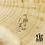 Thumbnail: Boucles d'oreilles Astral rain (acier chirurgical plaqué or gris)