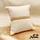 Thumbnail: Bracelet Kirsty (doré avec perles de myuki couleur chair)