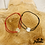 Thumbnail: Bracelet Marta cordon personnalisable (argent & plaqué or)