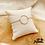 Thumbnail: Bracelet Cerchio (plaqué or)