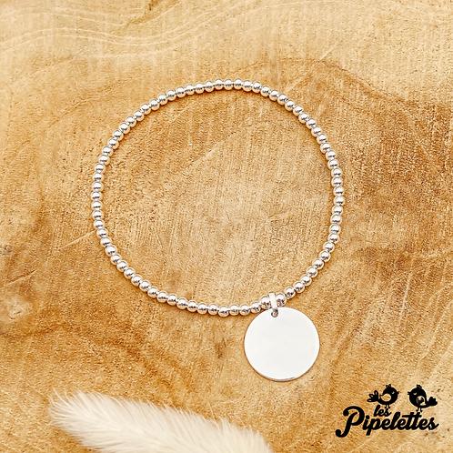 Bracelet Victorine (argent)