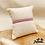 Thumbnail: Bracelet Kirsty (argenté avec perles de myuki couleur rose)
