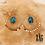 Thumbnail: Boucles d'oreilles Liv (acier chirurgical & Apatite)