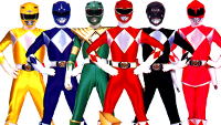 GO GO POWER RANGERS