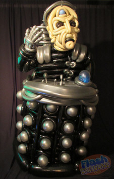 Davros creator of the daleks