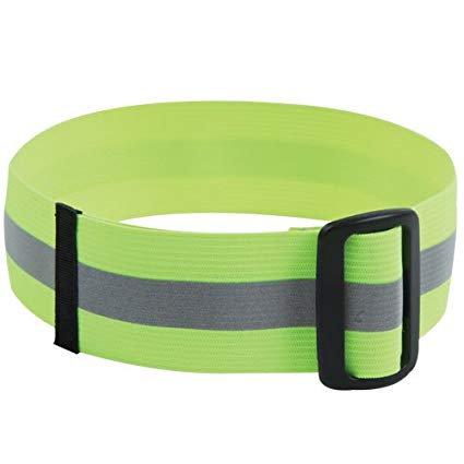 Collar Reflectivo Verde