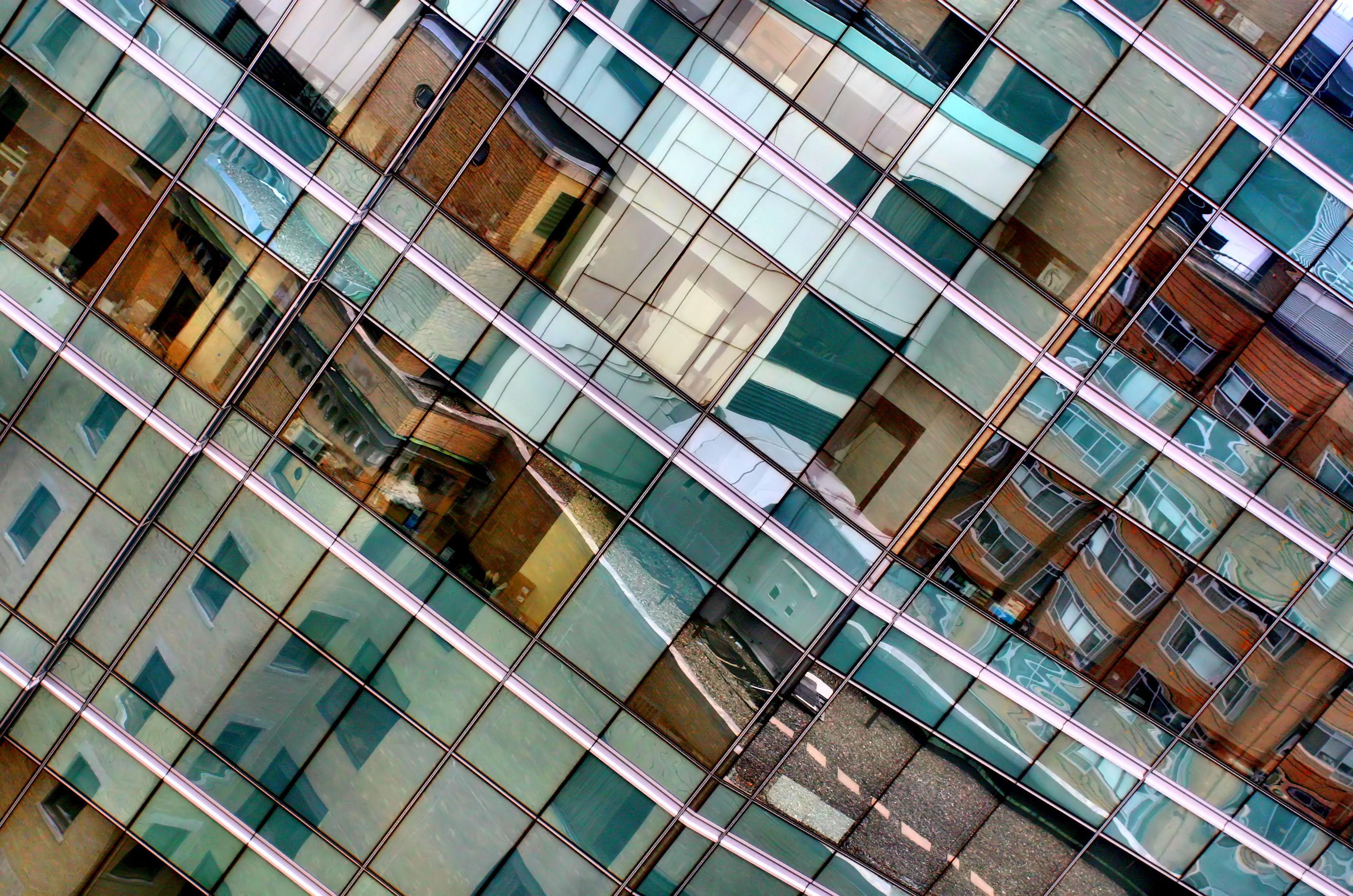 Urban Distortions #12D
