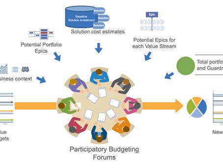 SAFe Participatory Budgeting: gratis meedoen aan een simulatie op dinsdag 19 januari 2021
